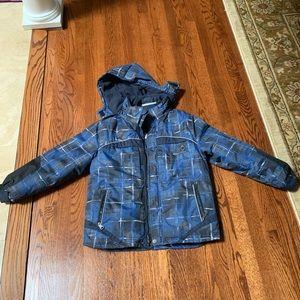 Boys Size 14/16 reversible snow jacket!